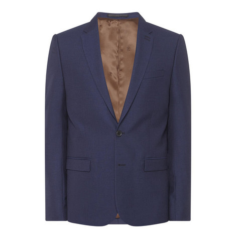 Single-Breasted Suit Jacket, ${color}