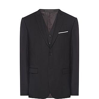 Super 100's Suit Jacket