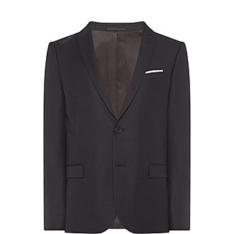 Super 100's Suit Jacket