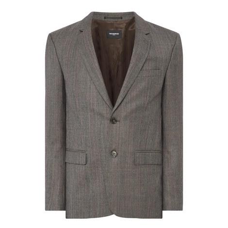 Check Suit Blazer, ${color}