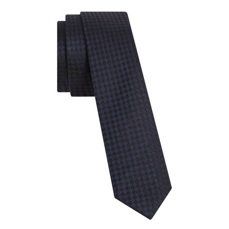 Square Pattern Tie , ${color}