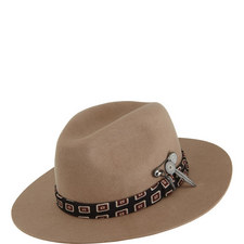 Graphic Patterned Hat