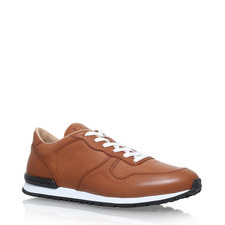 Clean Runner Leather Trainers