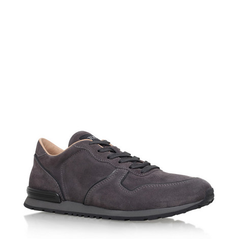 Active Suede Runners, ${color}