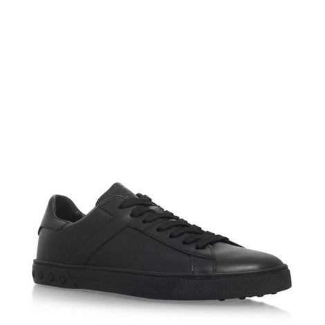Leather Tennis Trainer, ${color}