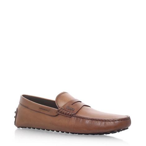 Letterino Vintage Driving Shoes, ${color}