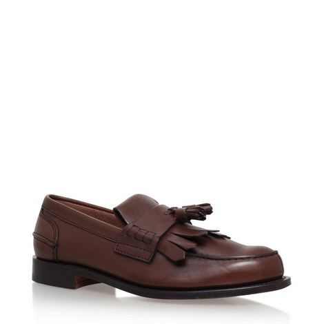 Oreham Fringed Loafers, ${color}