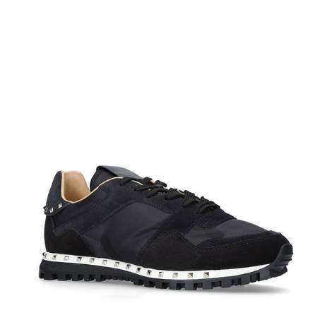 Studsole Camouflage Trainers, ${color}