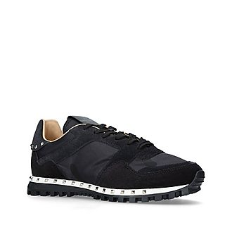 Studsole Camouflage Trainers