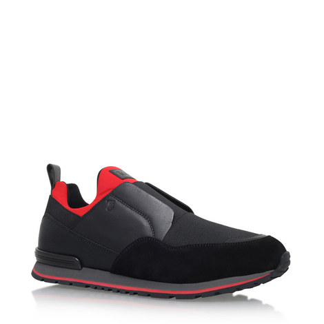 Neoprene Mix Trainers, ${color}