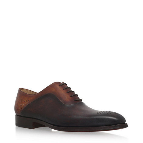 Ravi Two-Tone Punch Oxfords, ${color}