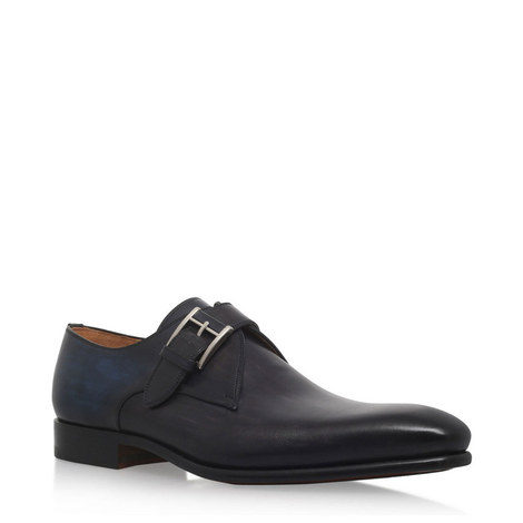 Monk Strap Derby Shoes, ${color}
