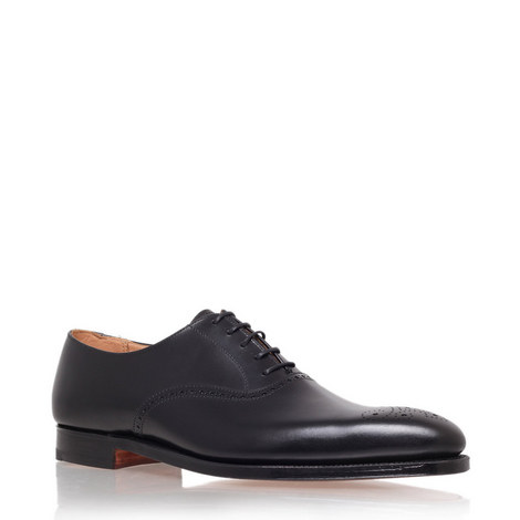 Edgeware Punched Oxford Shoes, ${color}