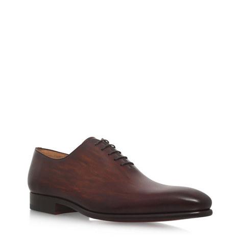 Wholecut Derby Shoes, ${color}