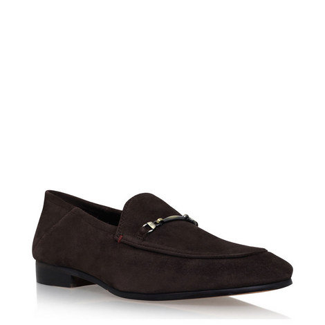 Max Almond Toe Loafers, ${color}