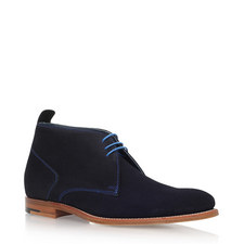 Lucius Contrast Chukka Boots