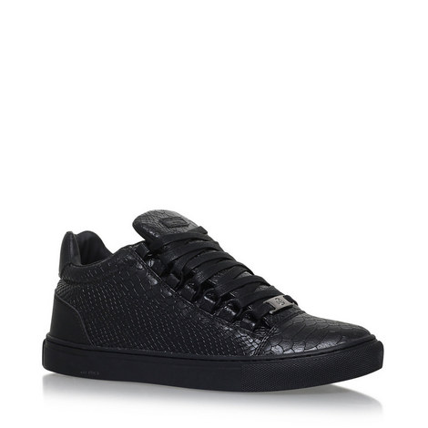 Malone Embossed Trainers, ${color}