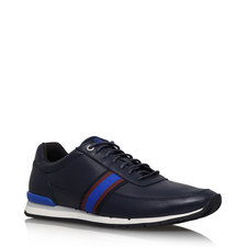 Swanson Leather Trainers
