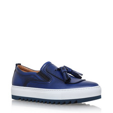 Lucca Tasselled Trainers