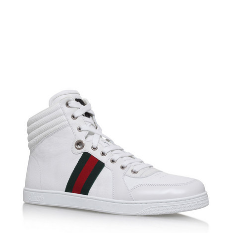 Coda High Top Trainers, ${color}