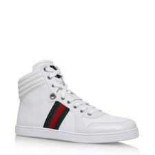 Coda High Top Trainers