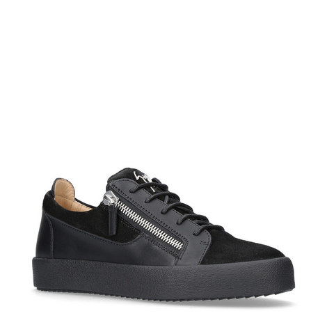 Frankie Low Top Trainers, ${color}