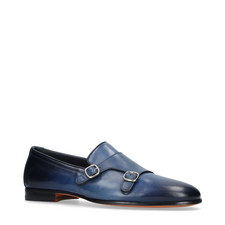 Carlos Monk Strap Loafers
