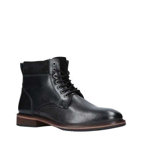 Hogan Lace-Up Boots, ${color}