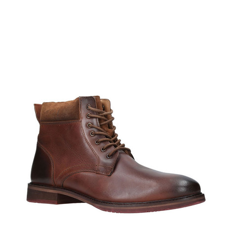 Hogan Lace-Up Boots, ${color}