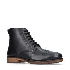 Harry Brogue Boots