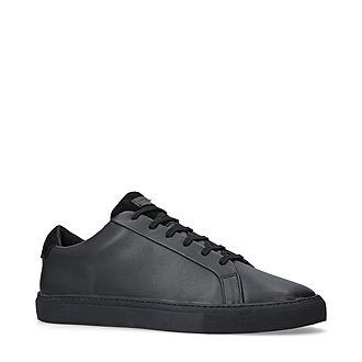 Donnie Leather Trainers