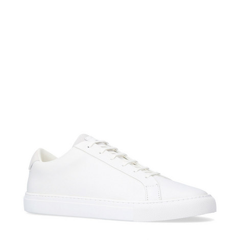 Donnie Leather Trainers, ${color}