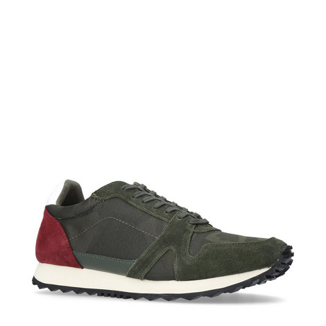 Lamont Camouflage Trainers, ${color}