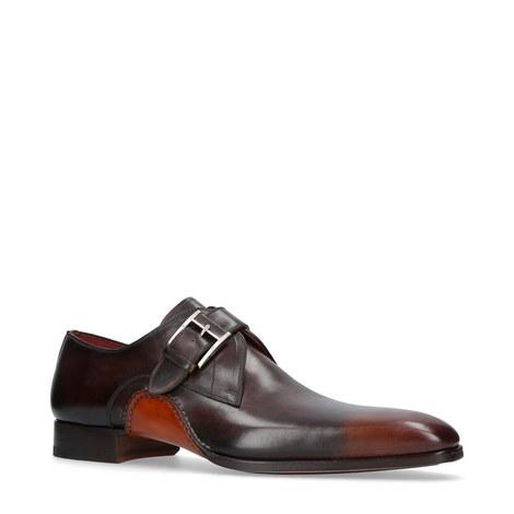 Opanka Curve Monk Shoes, ${color}