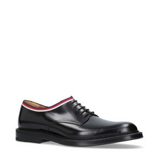 Sylvie Webbed Derby Shoes