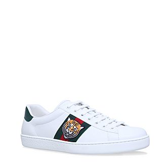 Ace Tiger Webbed Trainers