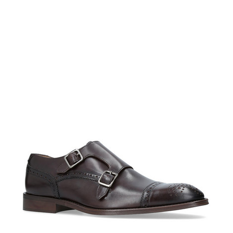 Raphael Monk Strap Shoes, ${color}