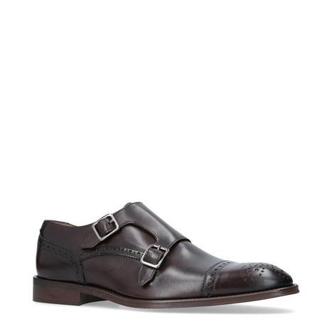 Raphael Monk Strap Shoes, ${color}