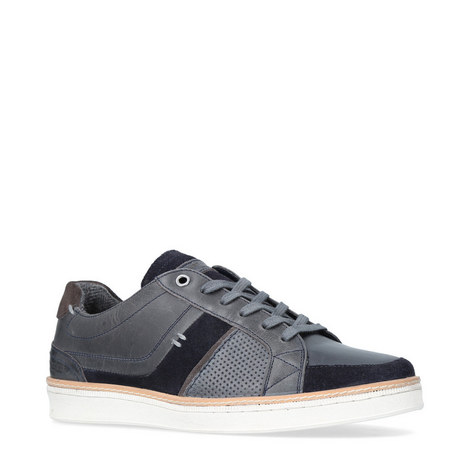 Sawyer Leather Trainers, ${color}