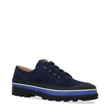Uniform Lug Sole Trainers