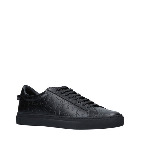 Knot Embossed Trainers, ${color}