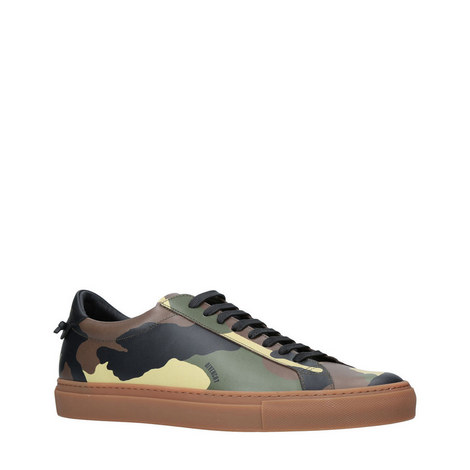 Knot Camouflage Trainers, ${color}