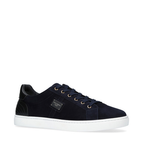 London Suede Trainers, ${color}