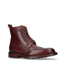 Calder Wingcap Boots