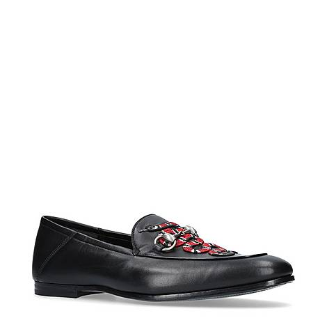 Brixton Snake Loafers, ${color}