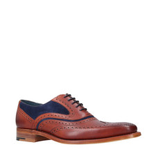 McClean Wingtip Oxfords