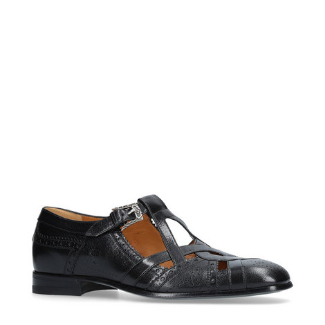 Leather Shoe Brogues, ${color}
