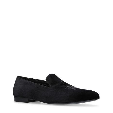 Prince Velvet Loafers, ${color}