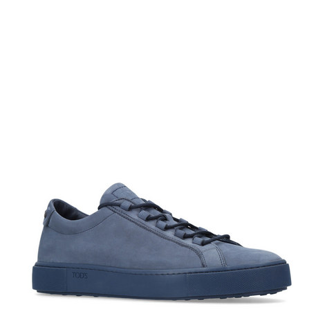 Cassetta Suede Trainers, ${color}