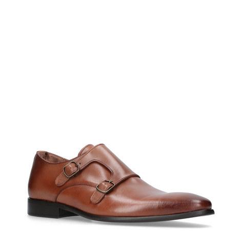 Route Monk Strap Shoes, ${color}